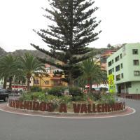 CASA EN LA PLAYA DE VALLEHERMOSO, ISLA DE LA GOMERA