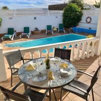 Casa Galmai (3 bedrooms, 3 Receptions, Pool, Jacuzzi & Games Room)