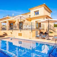 Casas de Torrat Villa Sleeps 6 with Pool Air Con and WiFi