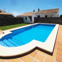 Casas con piscina compartida Jardín privado