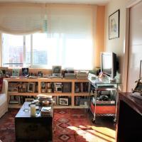 BERNABEU, precioso y alegre apartamento entero