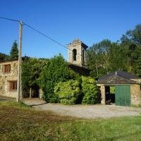 Caserio La Corredoira - Villa de lujo en Armeirín