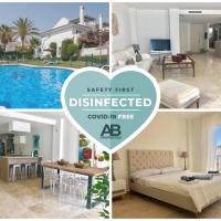 COVD 19 FREE- TOTAL PURIFIED - Chic House Marbella - 3 mm to Puerto Banús and Beach - Golden Mile - Direct access to Pool and Tropical Garden