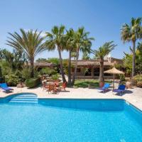 Cala Ferrera Villa Sleeps 4 Pool WiFi