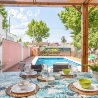 Empurialola Casa con piscina Requesens