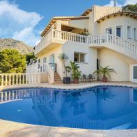 Luxury Villa with Private Pool near Sea in Altea