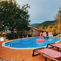 Casa Rural Area con piscina