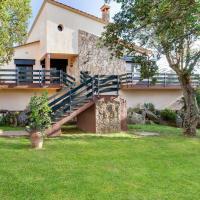 Modern Holiday Home in Romanya de la Selva with Pool