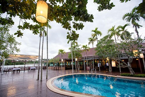 Baan Amphawa Resort & Spa Image