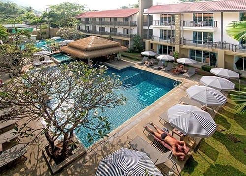 Baan Karon Resort Image