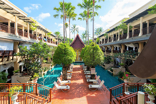 Burasari Phuket Resort & Spa Image