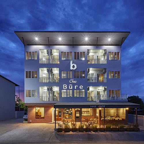 Chez Bure - Bure Homestay Image