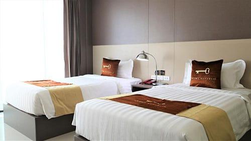 Rooms Republic Pattaya Image