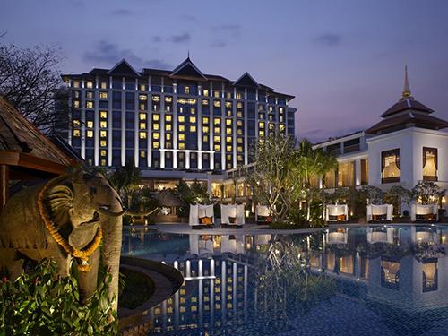 Shangri-La Hotel, Chiang Mai Image