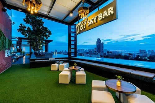 T Pattaya Hotel Image