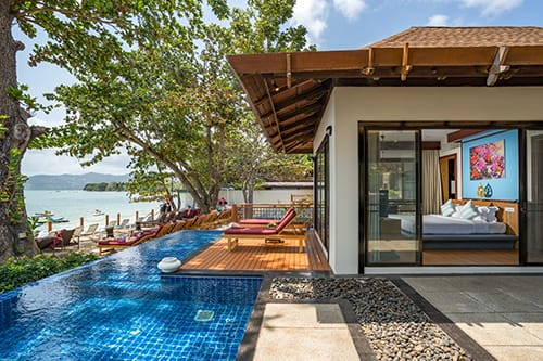 The Briza Beach Resort Koh Samui Image