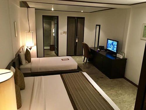 The Herbs Hotel Hua Hin Image