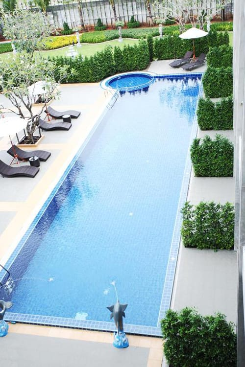 The Malika Hotel Image