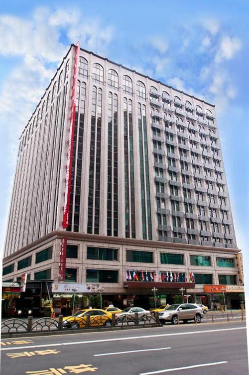 Cosmos Hotel Taipei Image