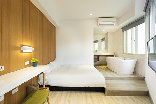 Meander Taipei Hostel - Ximending Image