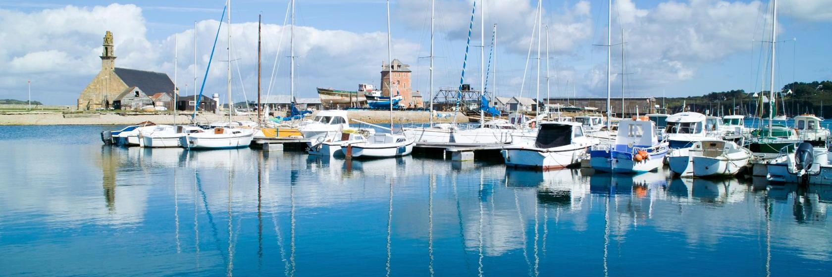 places to stay in crozon france