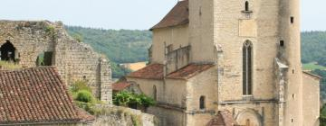 Hotels in Saint-Cirq-Lapopie