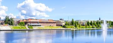 Hotell i Skellefteå