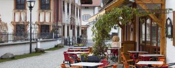 Family Hotels in Oberammergau