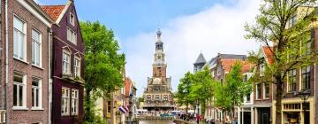 Self-Catering Accommodations in Alkmaar