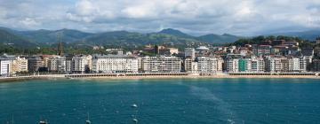 Hotels in San Sebastián