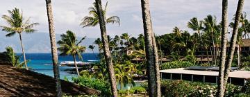 Hotels in Wailea