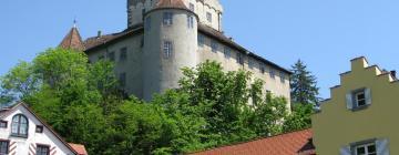Отели в городе Мерсбург