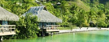 Hotéis em Papetoai