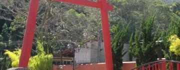 Hotéis em Santo Antônio do Pinhal