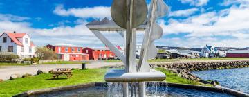 Hótel á Hólmavík