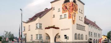 Отели в городе Визельбург