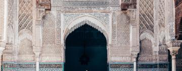 Aktivitäten in Marrakesch