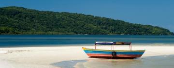 Holiday Rentals in Ilha do Mel