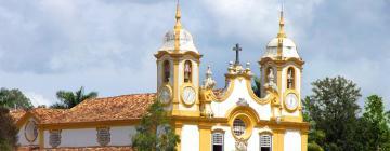 Hotels in Tiradentes