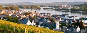 Hotels in Rüdesheim am Rhein