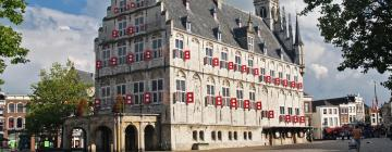Hotels with Parking in Gouda