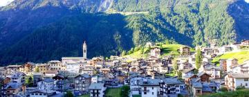 Hotely v destinaci Caspoggio