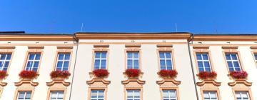 Hoteles en Lipník nad Bečvou