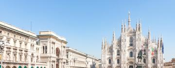 Hotels in Milaan