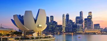 מלונות בסינגפור