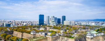 Appartamenti ad Osaka