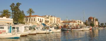 Apartments in Egina