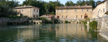 Hotell i Bagno Vignoni