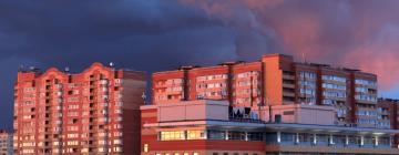 Pet-Friendly Hotels in Krasnogorsk