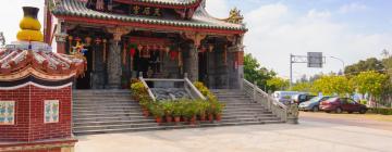 Отели в городе Цзиньчэн